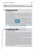 Textsorte 4: Der Kommentar: Lesetexte, Arbeitsblätter und Lösungen Preview 4