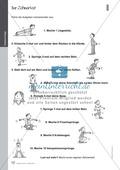 Übungen und Spiele für eine bewegte Grundschule: Material komplett Thumbnail 37