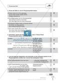 Zeitformen - Plusquamperfekt: Schnell-Tests Preview 1