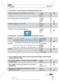 Zeitformen - Präsens, Präteritum, Perfekt, Plusquamperfekt, Futur I: Schnell-Tests Preview 2