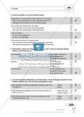 Zeitformen - Präsens, Präteritum, Perfekt, Plusquamperfekt, Futur I: Schnell-Tests Preview 5