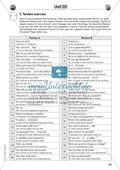 Die Top 500 der englischen Vokabeln: Übungen + Lösungen Preview 60