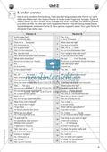 Die Top 500 der englischen Vokabeln: Übungen + Lösungen Preview 6