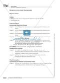Sprachförderung: Herstellung einer Tagescreme: weiterführendes Niveau: Hinweise zum Ablauf, Arbeitsblätter Preview 1