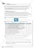 Sprachförderung: Herstellung einer Tagescreme: weiterführendes Niveau: Hinweise zum Ablauf, Arbeitsblätter Preview 3
