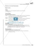 Sprachförderung: Herstellung einer Tagescreme: qualifizierendes Niveau: Hinweise zum Ablauf, Arbeitsblätter Preview 1