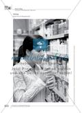 Sprachförderung: Herstellung einer Tagescreme: grundlegendes Niveau: Hinweise zum Ablauf, Arbeitsblätter Preview 2