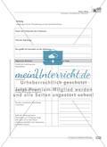 Sprachförderung: Herstellung einer Tagescreme: grundlegendes Niveau: Hinweise zum Ablauf, Arbeitsblätter Preview 3