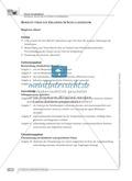 Sprachförderung: Bericht über ein Erlebnis im Schullandheim: weiterführendes Niveau: Hinweise zum Ablauf, Arbeitsblätter Preview 1