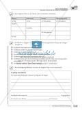 Sprachförderung: Bericht über ein Erlebnis im Schullandheim: weiterführendes Niveau: Hinweise zum Ablauf, Arbeitsblätter Preview 4