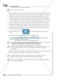 Sprachförderung: Bericht über ein Erlebnis im Schullandheim: weiterführendes Niveau: Hinweise zum Ablauf, Arbeitsblätter Preview 5