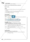 Sprachförderung: Bericht über ein Erlebnis im Schullandheim: qualifizierendes Niveau: Hinweise zum Ablauf, Arbeitsblätter Preview 1