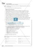 Sprachförderung: Bericht über ein Erlebnis im Schullandheim: grundlegendes Niveau: Hinweise zum Ablauf, Arbeitsblätter Preview 4