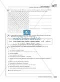 Sprachförderung: Bericht über ein Erlebnis im Schullandheim: grundlegendes Niveau: Hinweise zum Ablauf, Arbeitsblätter Preview 5