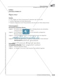 Sprachförderung: E-Mail: weiterführendes Niveau: Hinweise zum Ablauf, Arbeitsblätter Preview 1
