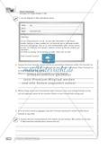 Sprachförderung: E-Mail: weiterführendes Niveau: Hinweise zum Ablauf, Arbeitsblätter Preview 2