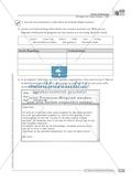 Sprachförderung: E-Mail: qualifizierendes Niveau: Hinweise zum Ablauf, Arbeitsblätter Preview 3