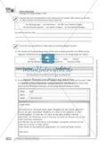 Sprachförderung: E-Mail: grundlegendes Niveau: Hinweise zum Ablauf, Arbeitsblätter Preview 4