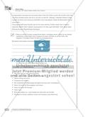 Sprachförderung: Spielen ohne Computer: qualifizierendes Niveau: Hinweise zum Ablauf, Arbeitsblätter Preview 2