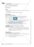 Brief an die Jugendherberge: weiterführendes Niveau: Hinweise zum Ablauf,  Arbeitsblätter Preview 1