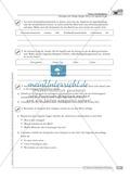 Brief an die Jugendherberge: weiterführendes Niveau: Hinweise zum Ablauf,  Arbeitsblätter Preview 2