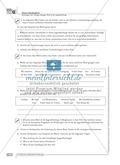 Schreibförderung: Brief an die Jugendherberge: qualifizierendes Niveau: Hinweise zum Ablauf,  Arbeitsblätter Preview 3