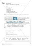 Schreibförderung: Brief an die Jugendherberge: grundlegendes Niveau: Hinweise zum Ablauf,  Arbeitsblätter Preview 4