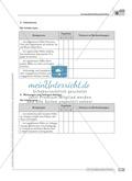 Schreibförderung: Lernerfolgsfeststellung: Erfassungsbögen Preview 2