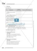 Schreibförderung: Lernerfolgsfeststellung: Erfassungsbögen Preview 3