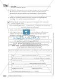 Schreibförderung: Alltag: Herstellung einer Tagescreme: Hinweise zum Ablauf,  Arbeitsblätter Preview 16