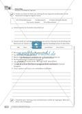 Schreibförderung: Alltag: Herstellung einer Tagescreme: Hinweise zum Ablauf,  Arbeitsblätter Preview 6