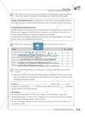 Schreibförderung: Alltag: Herstellung einer Tagescreme: Hinweise zum Ablauf,  Arbeitsblätter Preview 9