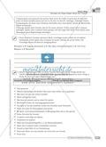 Schreibförderung: Schullandheim: Brief an die Jugendherberge: Hinweise zum Ablauf,  Arbeitsblätter Preview 2