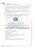 Schreibförderung: Schullandheim: Brief an die Jugendherberge: Hinweise zum Ablauf,  Arbeitsblätter Preview 5