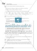 Sprachförderung: Anleitung für eine Geheimschrift: qualifizierendes Niveau: Hinweise zum Ablauf, Arbeitsblätter Preview 5