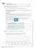 Sprachförderung: Anleitung für eine Geheimschrift: weiterführendes Niveau: Hinweise zum Ablauf, Arbeitsblätter Preview 4