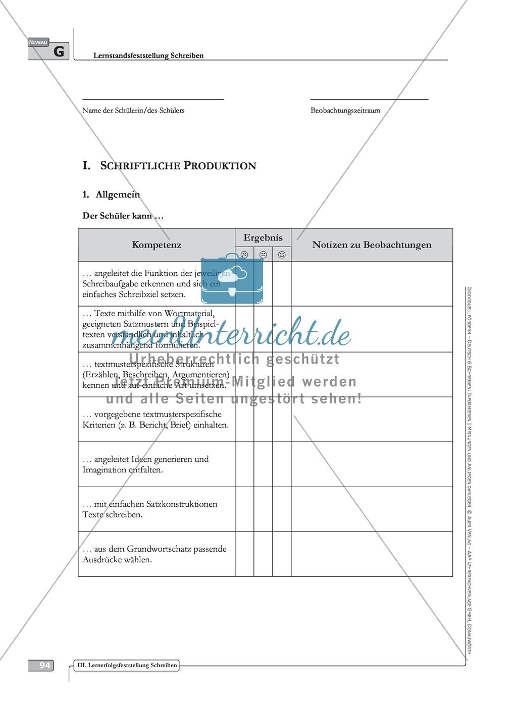 Sprachförderung: Anleitung für eine Geheimschrift: weiterführendes Niveau: Hinweise zum Ablauf, Arbeitsblätter Preview 5