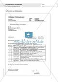 Berufe - Buchhändler / in: Faxformular ausfüllen