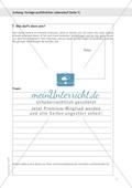 Berufe - Buchhändler / in: Bewerbung verfassen und Vorstellungsgespräch - Aufgaben + Muster + Hilfe Preview 3