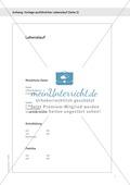 Berufe - Buchhändler / in: Bewerbung verfassen und Vorstellungsgespräch - Aufgaben + Muster + Hilfe Preview 4