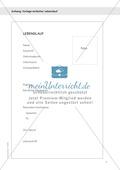 Berufe - Buchhändler / in: Bewerbung verfassen und Vorstellungsgespräch - Aufgaben + Muster + Hilfe Preview 5