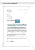 Berufe - Buchhändler / in: Bewerbung verfassen und Vorstellungsgespräch - Aufgaben + Muster + Hilfe Preview 6