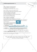 Berufe - KFZ - Mechatroniker / in: Wortfamilie prüfen + Lückentext - Aufgaben + Lösungen Preview 2