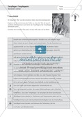 Berufe - Tierpfleger / in: Textzeilen zuordnen - Aufgabe + Lösung Preview 1