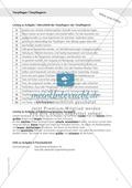 Berufe - Tierpfleger / in: Textzeilen zuordnen - Aufgabe + Lösung Preview 2