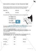 Deutsch_neu, Deutsch, Sekundarstufe II, Primarstufe, Sekundarstufe I, Sprache, Lesen, Richtig Schreiben, Grammatik, Rechtschreibung und Zeichensetzung, Sprachbewusstsein, Schriftspracherwerb, Grundlagen, Wortarten, Wortverlängerung, Wortbildung, Rechtschreibstrategien, Numerus, Pluralformen Nomen, Rechtschreibung & Zeichensetzung