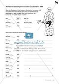 Namenwörter, Tuwörter und Wiewörter verlängern: Übungsblätter Preview 3