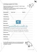 Verlängerungstests: Übungsblätter, Diktate Preview 1