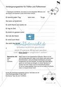 Verlängerungstests: Übungsblätter, Diktate Preview 2