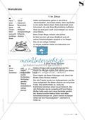 Verlängerungstests: Übungsblätter, Diktate Preview 3